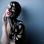 Beautyshooting mal in schwarz, by Matthias Schwaighofer-ART