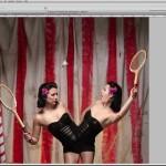 Schwaighofer-ART: judy zirkus federball