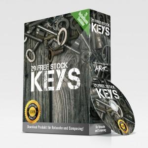 Homepage-Baukasten-Keys-free