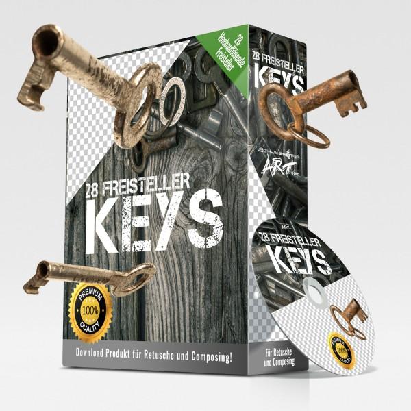 Homepage-Baukasten-Keys-Premium