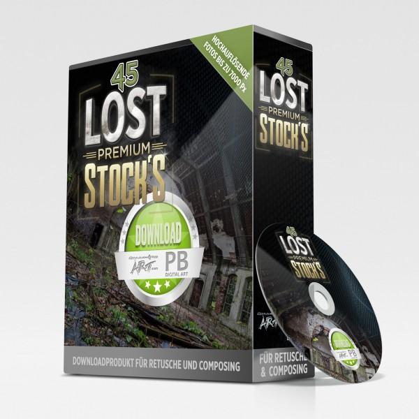 Homepage-Baukasten-Lost-Premium