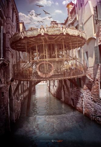 """""""Am Ende der Welt"""" Venedig"""