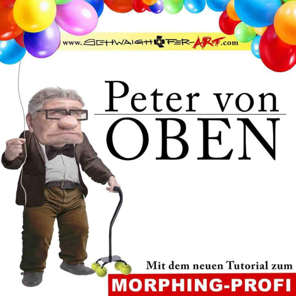 Peter von Oben – Das neue Photoshop Tutorial